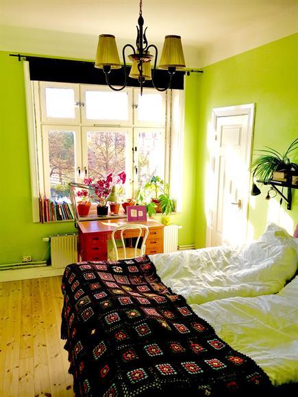 Ett av 3 sovrum