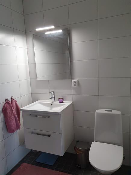 Bathroom on the 2nd floor
