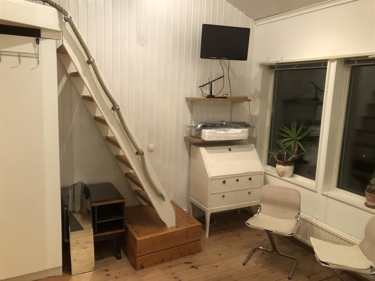 Vardagsrum bild 2 med sekretär