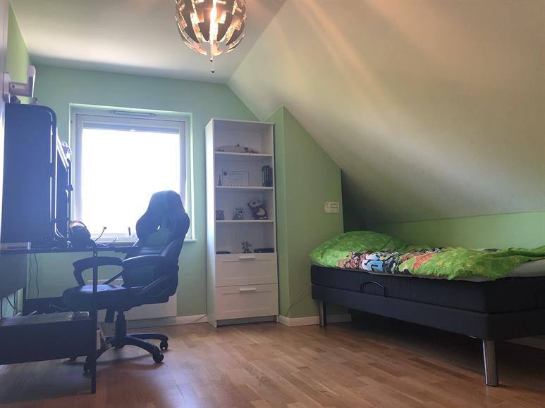 Bedroom number 3, upstairs.