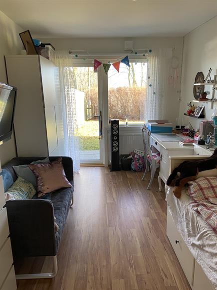 Sovrum 3 på nedervåningen