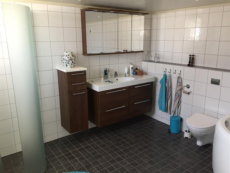 Bad/toalett renoverat 2012