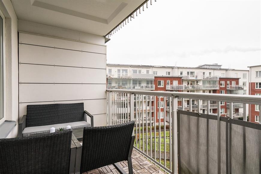 Den stora balkongen.