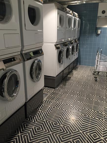 Ny tvättstuga