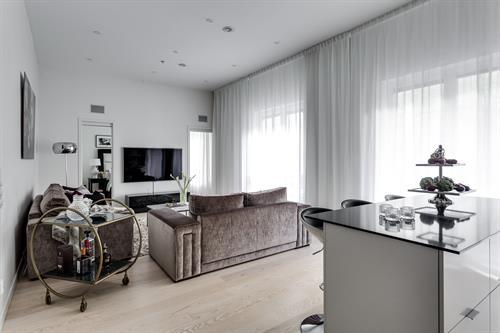 Exklusiv lägenhet mitt i city med oslagbart läge